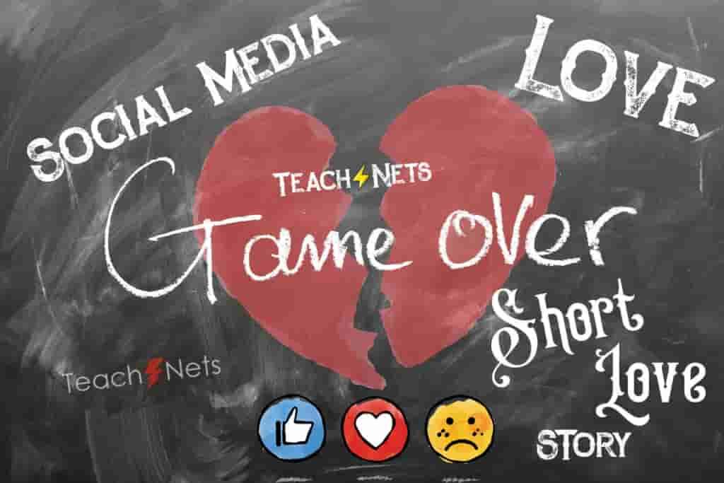 Love on Social Media – Short Sad Love Story