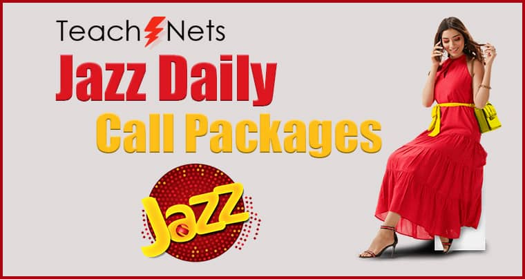 Jazz Daily Call Package | Warid Daily Call Package
