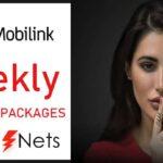 Mobilink Weekly Internet Package   Jazz Internet Packages