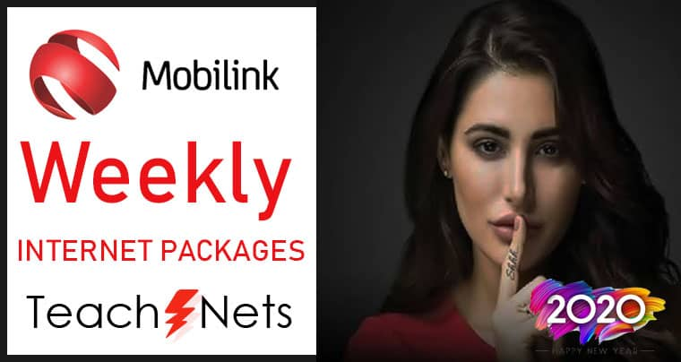Mobilink Weekly Internet Package | Jazz Internet Packages
