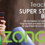 Zong 2 Hour Call Package   Zong Call pkg