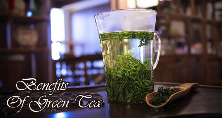 What Are The Benefits Of Green Tea leaves